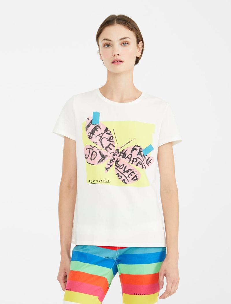 t-shirt-maniche-corte-stampa-butterfly-week-end-by-maxmara