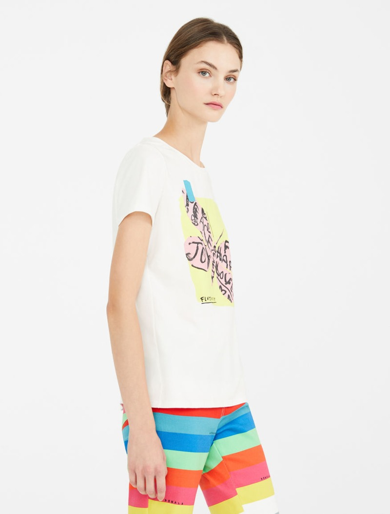 t-shirt-maniche-corte-stampa-butterfly-week-end-by-maxmara